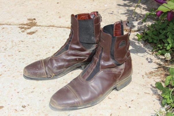 Boots Veredus à 5 mois