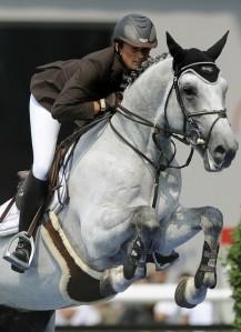 Peneloppe : il est plus facile de copier son style que son équitation !